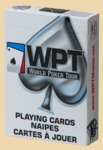 Карты World Poker Tour (белые, WPT)
